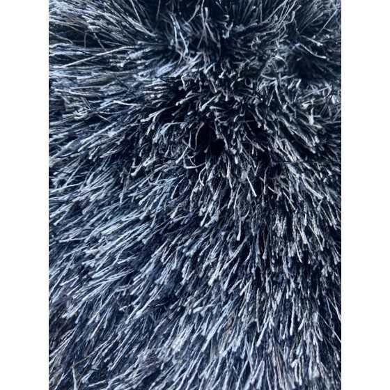 Vloerkleed Twist 160x230cm Antraciet
