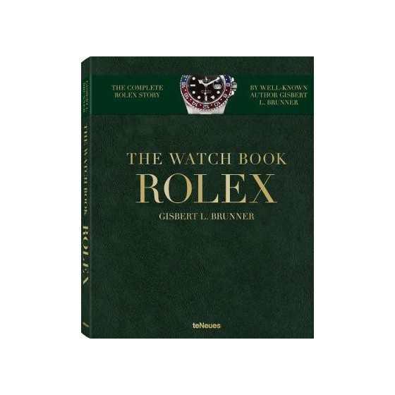 The watchbook Rolex