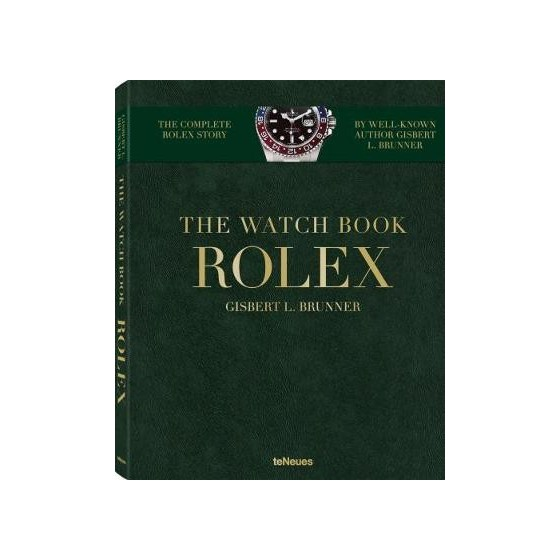 The watchbook Rolex