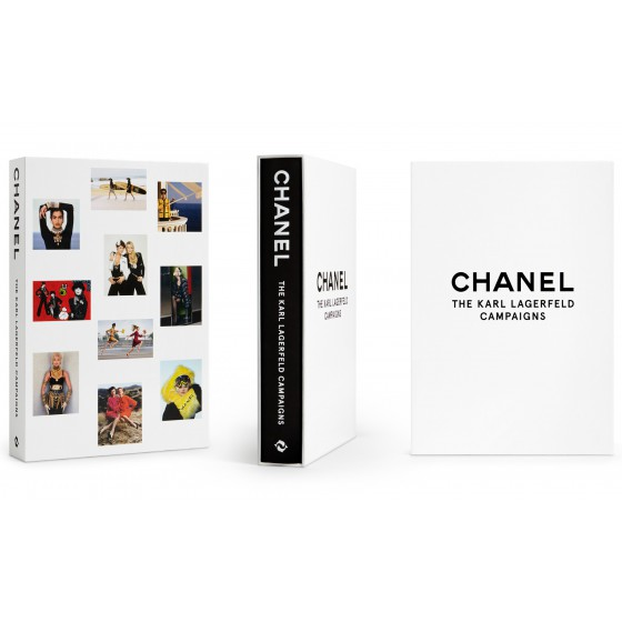 Designer Boek Chanel The karl lagerfeld campaigns