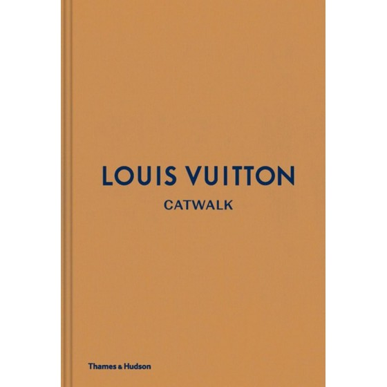 Designer Boek Louis vuitton catwalk