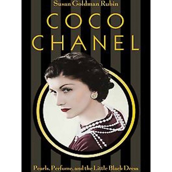 Coco Chanel - Pearls, Perfume, and the Little Black Dress