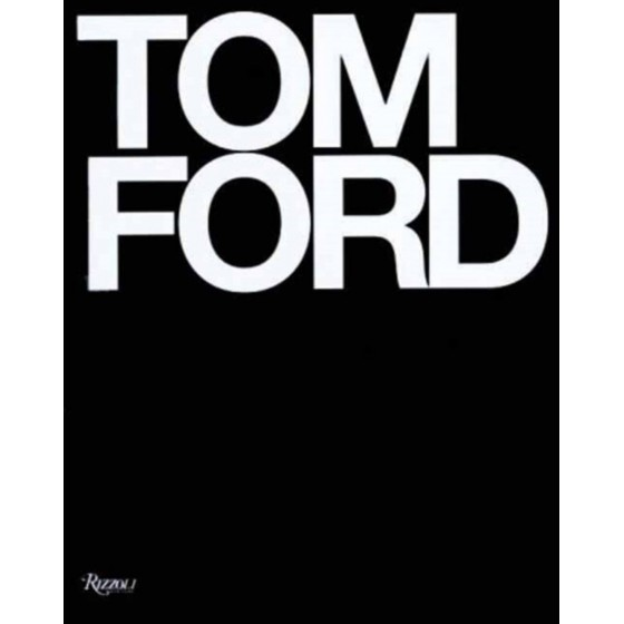 Designer boek Tom Ford