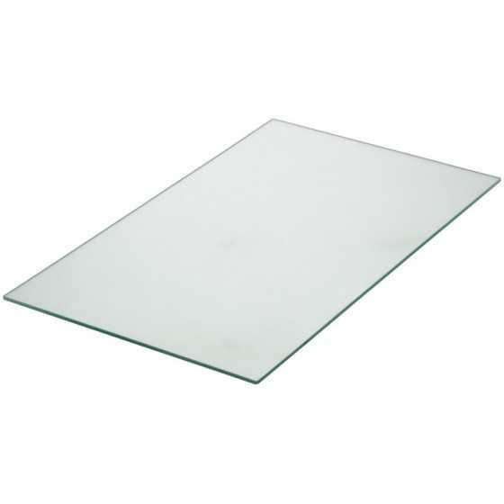 Glasplaat bijzettafel 55x55cm