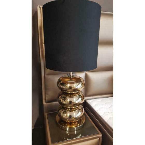 Bollenlamp goud 50cm (exclusief kap)