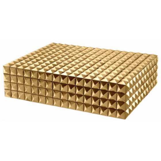 Eichholtz doos goud 42x32x11