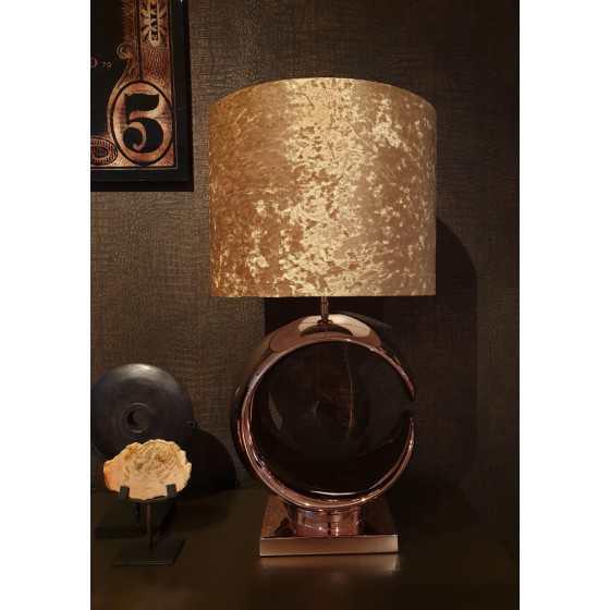 Tafellamp Paris Brons 75 cm