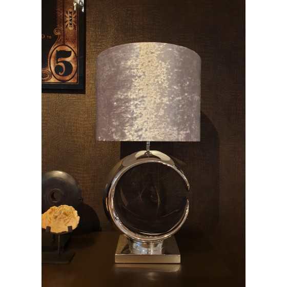 Tafellamp Paris Zilver 75 cm