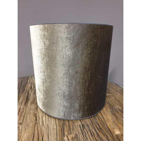 Lampenkap cilinder brons 45-45 Diga Colmore
