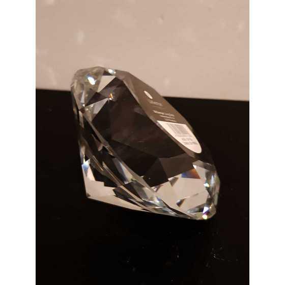 Grote Glazen Diamant Geslepen