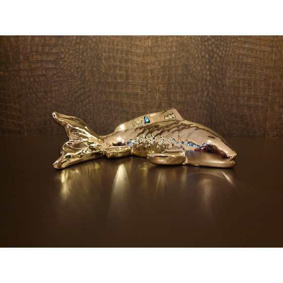 Gouden karper 15 cm