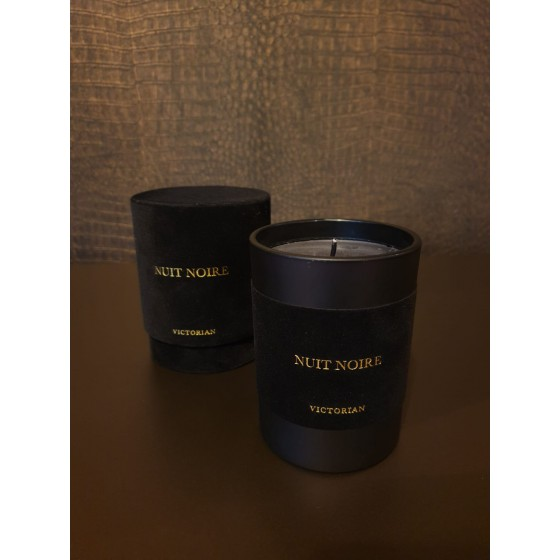 Geurkaars Victorian Nuit Noire