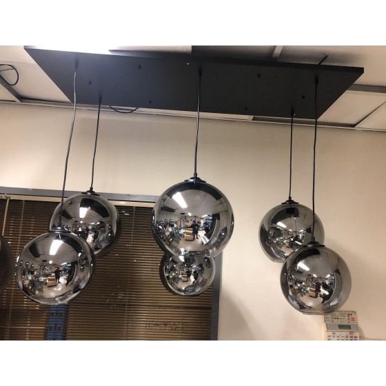 Hanglamp Exclusive 6-bol