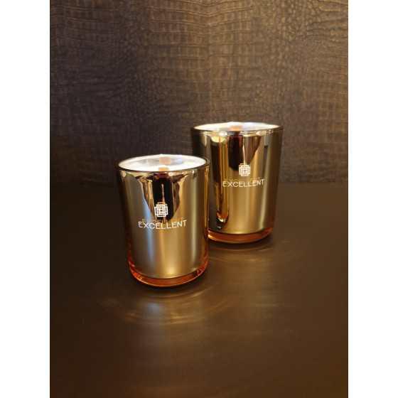 Geurkaars Golden Honey XL 14cm