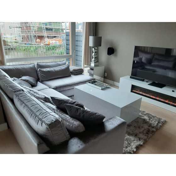 Bloktafel Salontafel 120x70cm Hoogglans