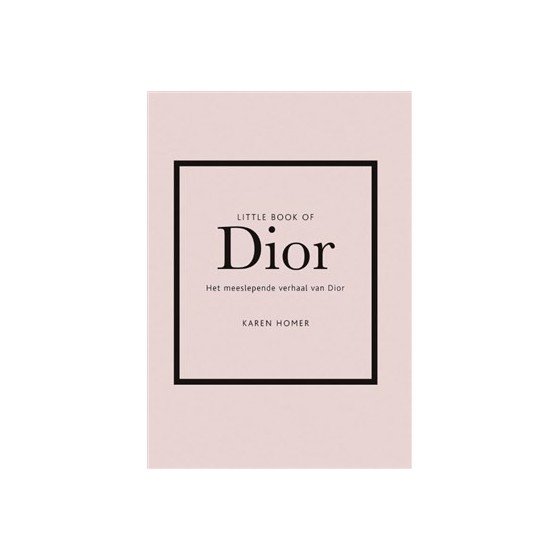 Little book of Dior roze