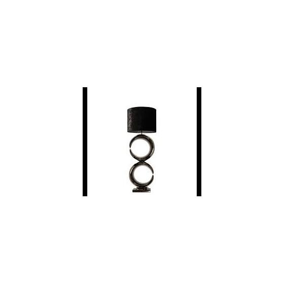Tafellamp Paris Zwart 80 cm