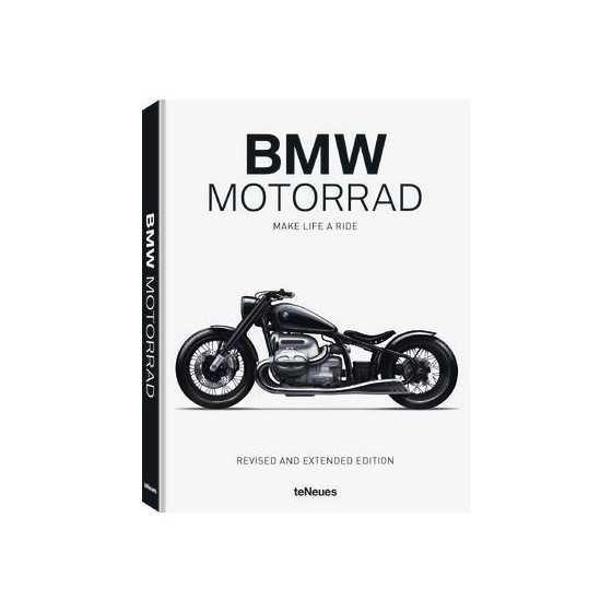 Koffietafel boek BMW MOTORRAD | REVISED AND EXTENDED EDITION