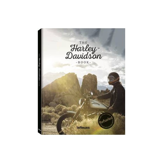 Koffietafel boek THE HARLEY-DAVIDSON BOOK - REFUELED, REVISED AND EXTENDED EDITION