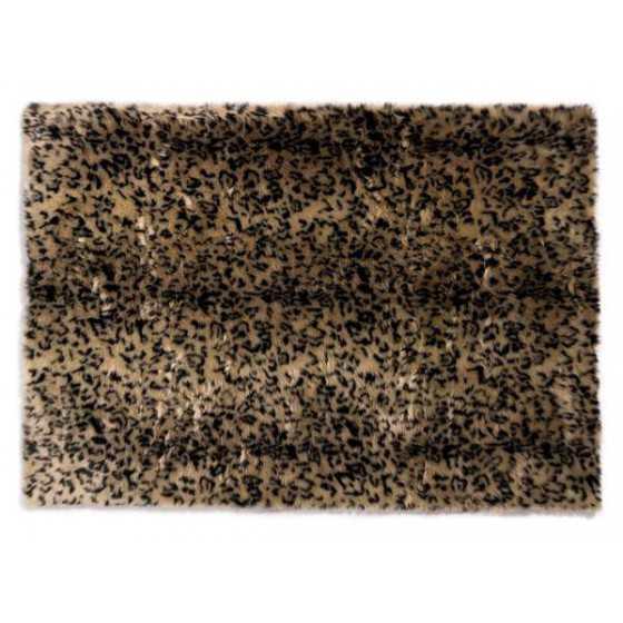 Vloerkleed Safari 160x230cm Panterprint | Luipaardprint