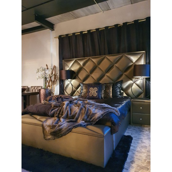 Exclusieve Boxspring 2-Persoons 180x200 Luxury Living
