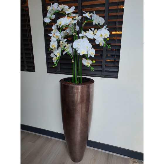 Vaas Herba SI 110cm shiny brown